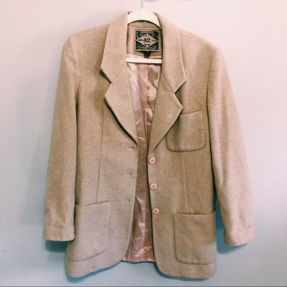 Express Jackets & Blazers - Vintage Express Jeans Oversized Blazer Jacket